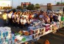 Se solidarizan victorenses con víctimas del sismo