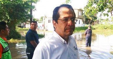 Suspenden clases en Nuevo Laredo por inundaciones