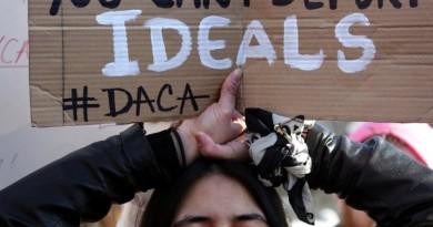 Trump urge DACA