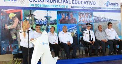 Activan en la telesecundaria José María Pino Suárez