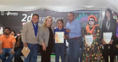 Con altares, viejadas y catrinas inicia el Xantolo 2017 en Altamira