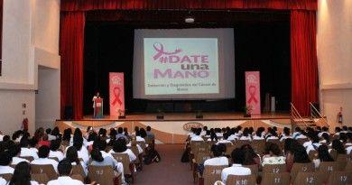 DIF Madero promueve acciones de prevención contra el cáncer de mama