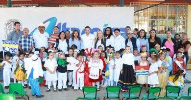 Gobierno de Alma Laura Amparán cumple compromisos contraídos con la Educación (3)