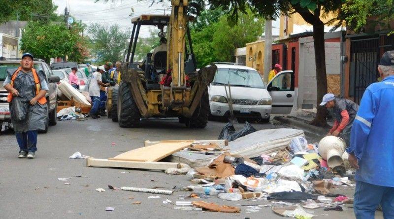 Más de 10 mil damnificados dejaron lluvias en Nuevo Laredo (2)