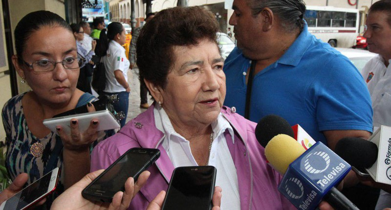 Solicita alcaldesa de Tampico más policías para el municipio