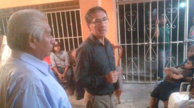 Vecinos de la Garza Leal en Tampico Apoyan a Morena