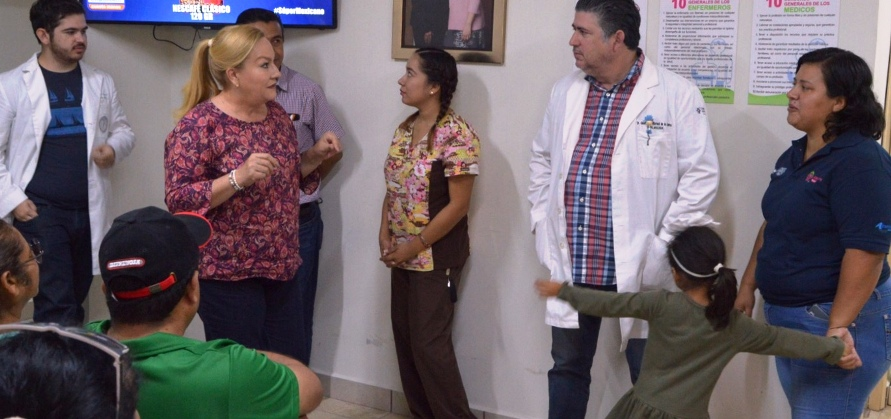 Realiza DIF Altamira 113 cirugías de catar