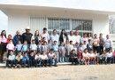 Entrega Gobierno de Altamira modernos espacios educativos en la zona rural