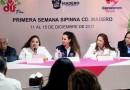 Promueve DIF Madero protección de los derechos de la niñez y juventud