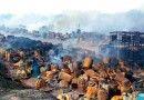 Continúa incertidumbre en altamirenses por riesgos a la salud tras exposición en Tersa