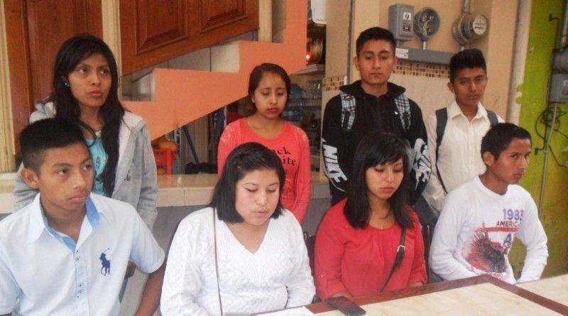 Anuncian movilizaciones por falta de apoyos a estudiantes del norte de Veracruz
