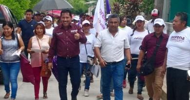 Arranca Baltazar Avendaño va por la Diputación Local del Distrito de Pánuco (1)