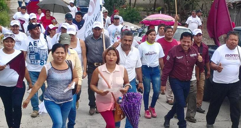Arranca Baltazar Avendaño va por la Diputación Local del Distrito de Pánuco (2)
