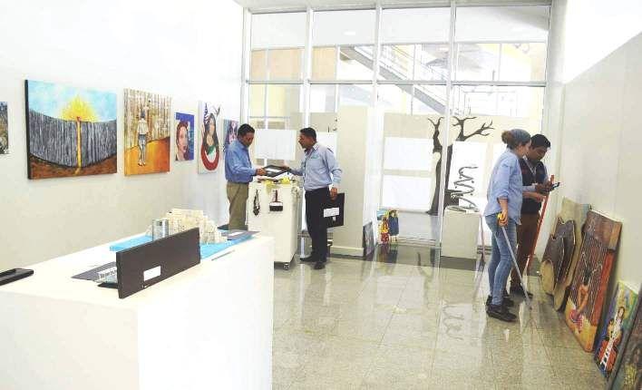 Exhibirán nuevas exposiciones en galerías del Centro Cultural Nuevo Laredo