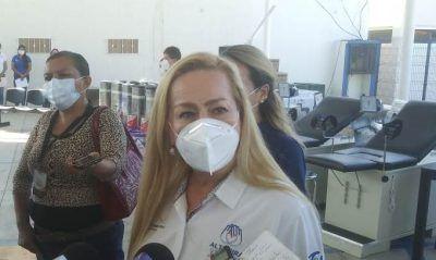 Exhorta alcaldesa de Altamira Alma Laura Amparan a seguir reforzando las medidas sanitarias.